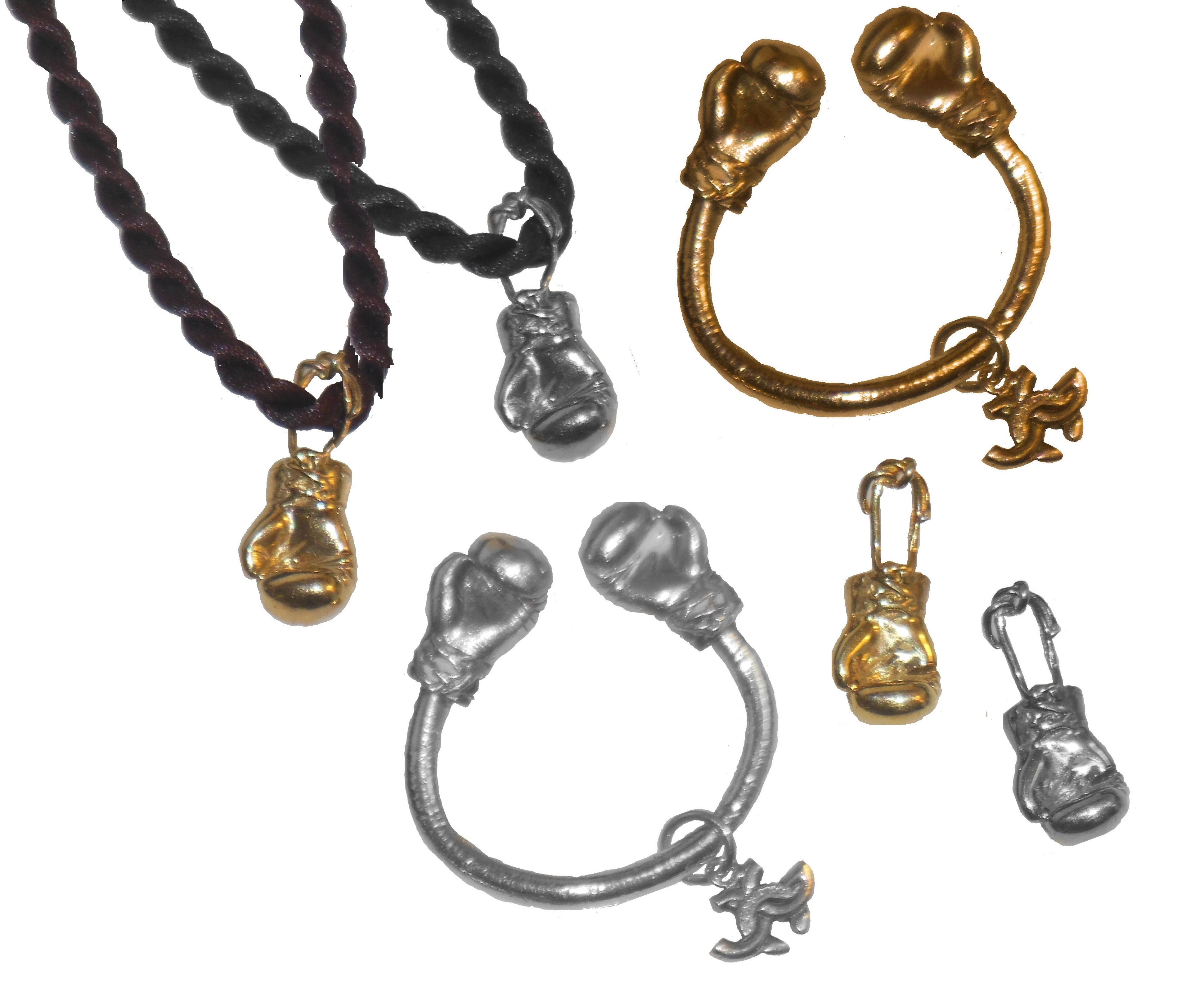 Boxing Glove Collection- Jane Gordon Jewelry