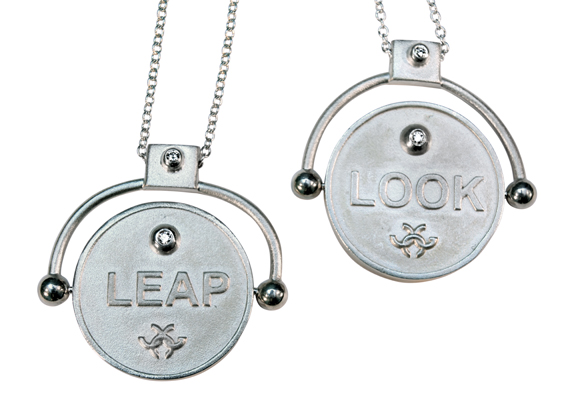Look / Leap (Decision Coin)