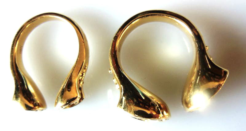 Horseshoe Rings